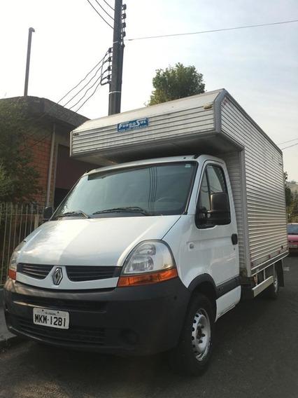 Renault Master 2.5 Com Baú