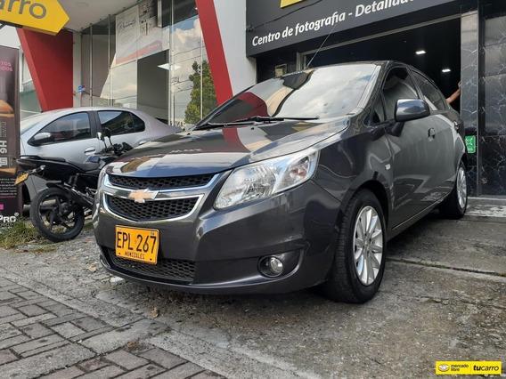 Chevrolet Sail 1.4l Mecánica