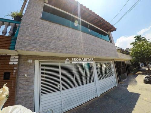Casa À Venda, 95 M² Por R$ 520.000,00 - Interlagos - São Paulo/sp - Ca1948