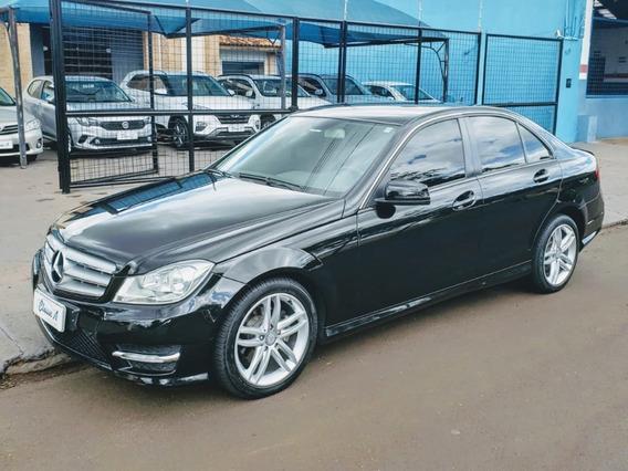 Mercedes-benz C180 1.6 Cgi 2013