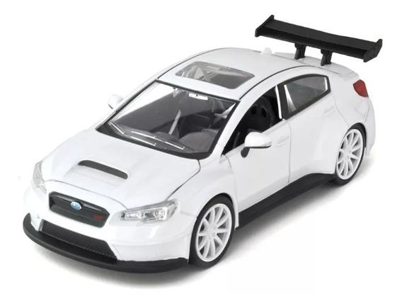 Subaru Wxr Sti - Miniatura Jada Toys 1:24