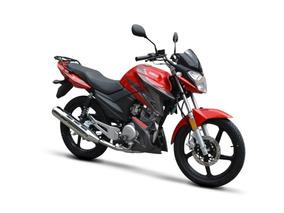 Yamaha Ybr 125 Z - 0km- Rojo- Expomoto Sa