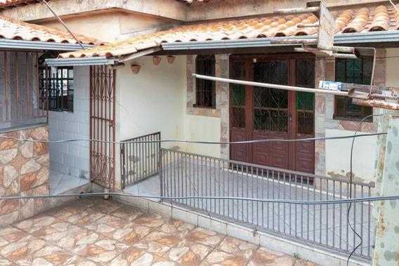 Casa Para Aluguel - Jaqueline, 2 Quartos, 65 - 893041845