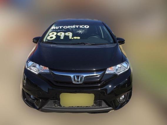 Honda Fit 2016 Ex Cvt