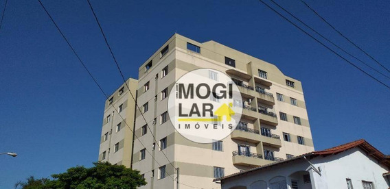 Apartamento À Venda Com 3 Quartos, 104 M² No Mogilar Em Mogi Das Cruzes - Ap0246