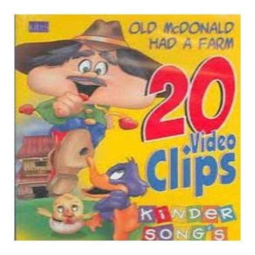 Old Mac Donald Had A Farm Varios Interpretes Dvd Nuevo