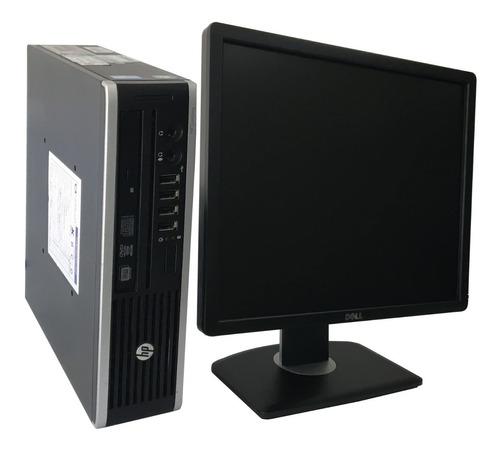 Imagen 1 de 3 de Pc Escritorio Hp 8300 / Ci5 / 4gb / 500 Gb / Monitor 17