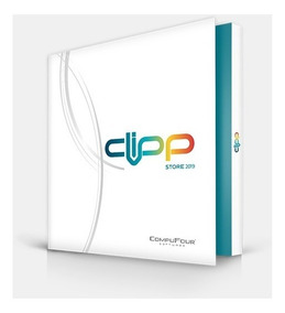 Sistema Clipp Store 2019 Completo 12x S/juros