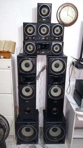 Caixas De Som Sony Muteki Km7500