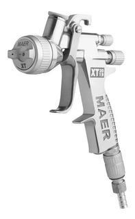 Pistola Pintar Soplete Gravedad Maer Xt2019 Hvlp 1.4 Iacono