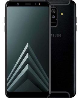 Samsung Galaxy A6 Plus 32gb Ram 3gb Libre De Fabrica - Negro