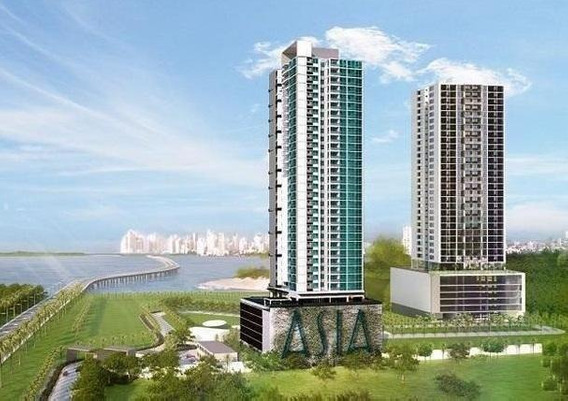 Espectacular Apartamento En Venta En Costa Del Este Panama