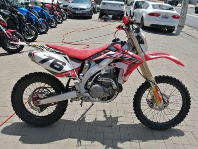 Honda - Crf 450 X - 2011