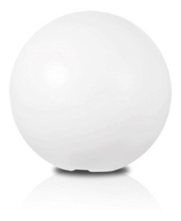 Esfera Luminosa Plástico 35cm Deco Moderno Eventos Rayun