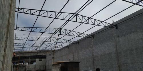 Coberturas Em Estruturas Metálica