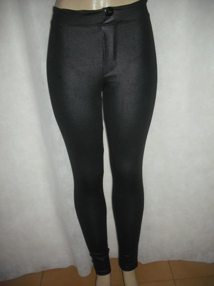 Calça Preta Leg Legguin Tipo Hot Pants M Usado Bom Estado