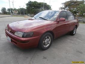 Toyota Corolla Automatico Xl