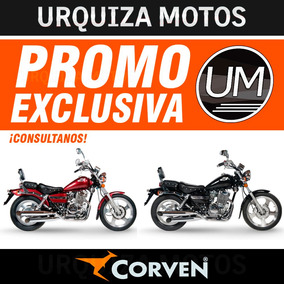 Moto Custom Chopper Corven Indiana 256 0km Urquiza Motos