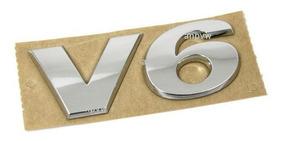 Logotipo Amarok V6 Original Volkswagen