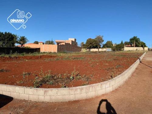 Terreno À Venda, 620 M² Jardim Itaú - Ribeirão Preto/sp - Te0527
