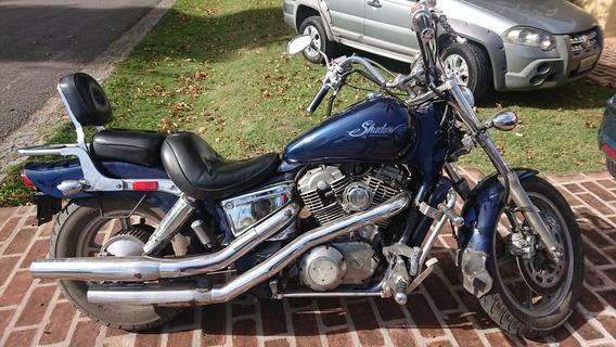 Honda Shadow Vt1100 Del 90- Excelente Estado
