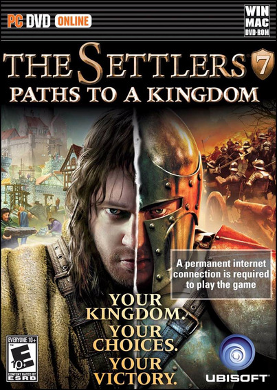 The Settlers 7 : Paths To A Kingdom - Original Pc