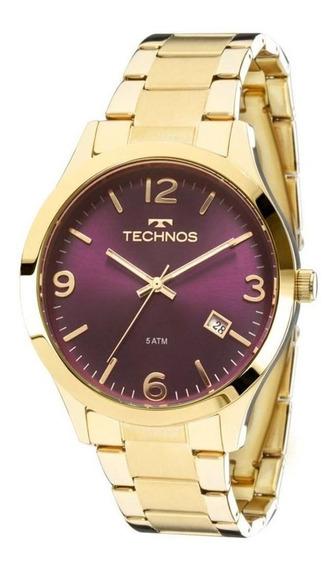 Relógio Technos Feminino Elegance Dress 2315acd/4n