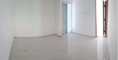 Cobertura Com 2 Dormitórios À Venda, 76 M² Por R$ 265.000,00 - Jardim Das Maravilhas - Santo André/sp - Co3131