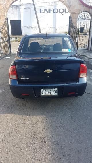 Chevrolet Chevy 1.6 Paq B Sedan Mt 2010