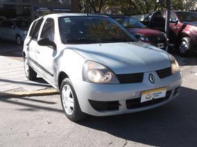 Renault Clio 2 1.2 5p Pack Aa + Da /2008.financiamos