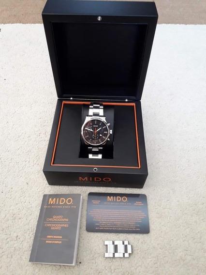 Relógio Mido Multifort. Retrograde - Cronograph
