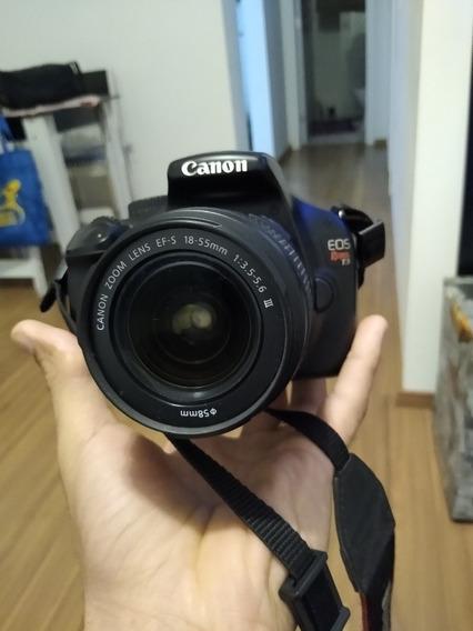 Câmera Canon Profissional T3 Rebel