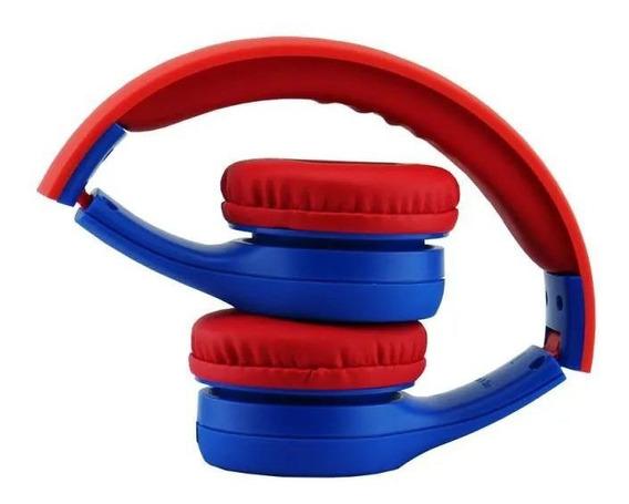 Headphone Estéreo Com Limitador De Volume - Spider -eLG Kids