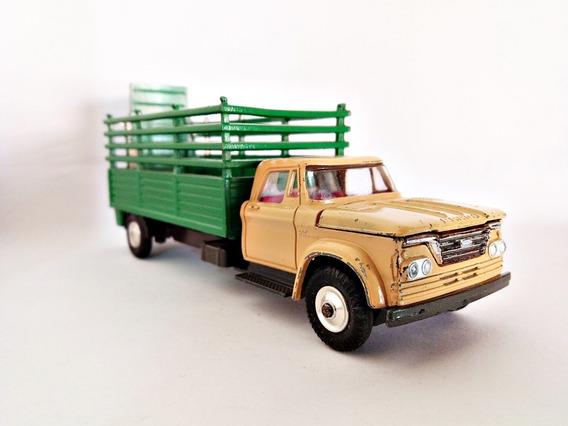 Miniatura Caminhão Dogde Kew Fargo D-700 Corgi Toys Antigo