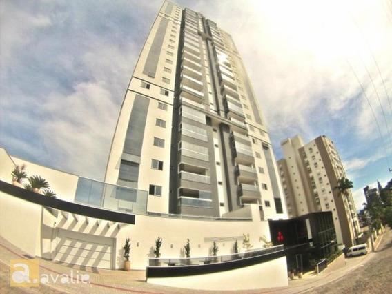 Apartamento Novo Em Localização Privilegiada - 6001925