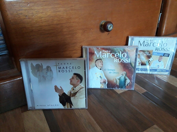Marcelo Rossi Cd S .original