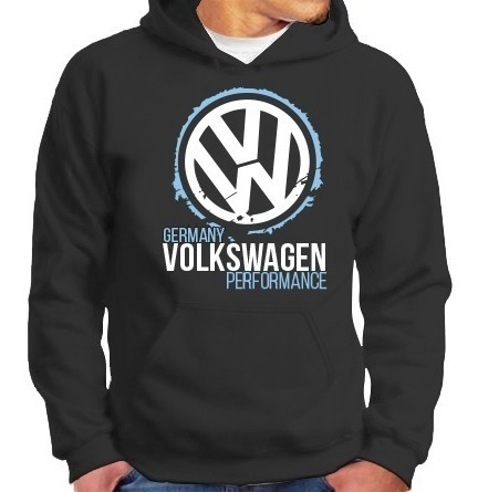 Sudadera Volkswagen 002 Envio Gratis
