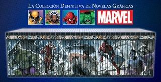 Novela Grafica Marvel El Tiempo - 49 Planeta Hulk Parte 1