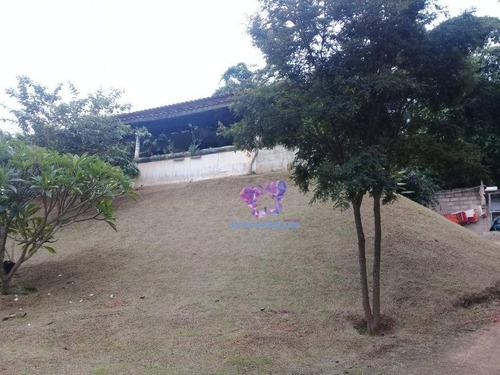 Imagem 1 de 6 de Chácara Com 5 Dormitórios À Venda, 2200 M² Por R$ 664.000,00 - Mombaça - São Roque/sp - Ch0106