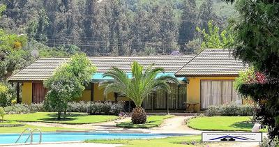 Propiedad Ideal Para Centro Vacacional! 8,383 M2, Tres Casas, Centro Olmué!