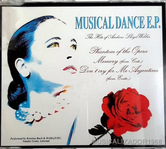 Hits Of Andrew Lloyd Webber Musical Dance Ep Import +envios