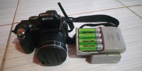 Câmera Fuji Finepix S4200 14mp Zoom 24x