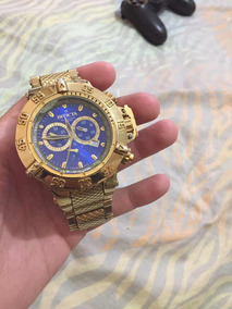Relógio Invicta Subaqua Original Com Detalhe