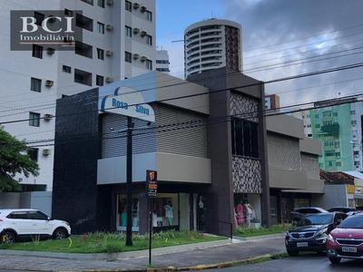 Loja Para Alugar, 28 M² Por R$ 1.000/mês - Aflitos - Recife/pe - Lo0020