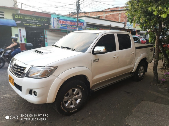 Toyota Hilux Blindada 3.0