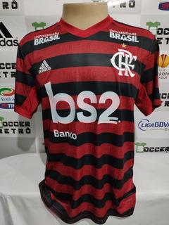 Camisa Flamengo Libertadores 2019-20 Gabriel B. 9 À P/ Entre