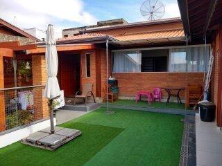 Casa Em Loteamento Nova Espírito Santo, Valinhos/sp De 156m² 3 Quartos À Venda Por R$ 550.000,00 - Ca220775