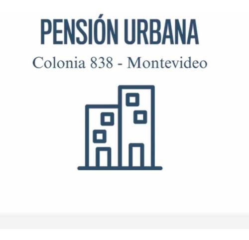 Pensión Urbana/ Residencia, Ideal Jóvenes