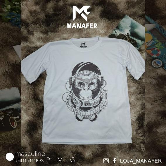 Camiseta Original Manafer Macaco