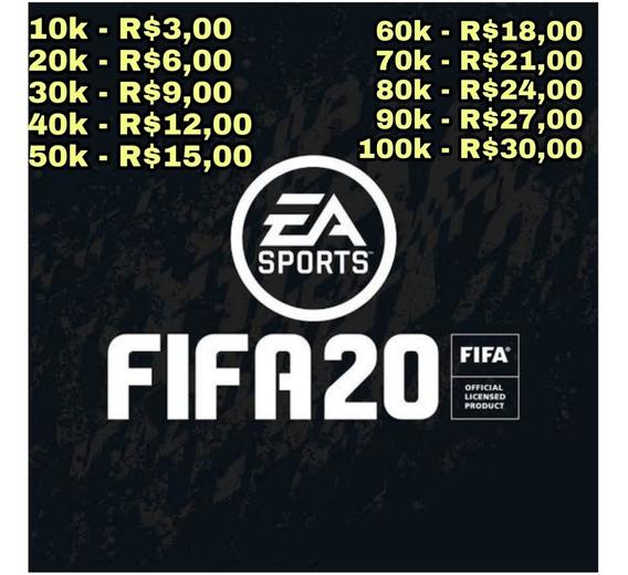 100k Coins Fifa 20 Xbox One